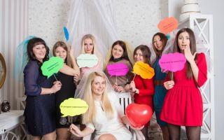 4 идеальных варианта для девичника — свадебные советы