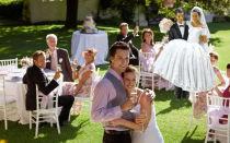 Как интересно представить гостей на свадьбе — свадебные советы